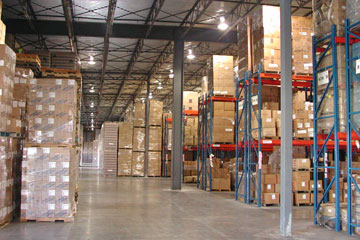 Warehousing & Storage Services
