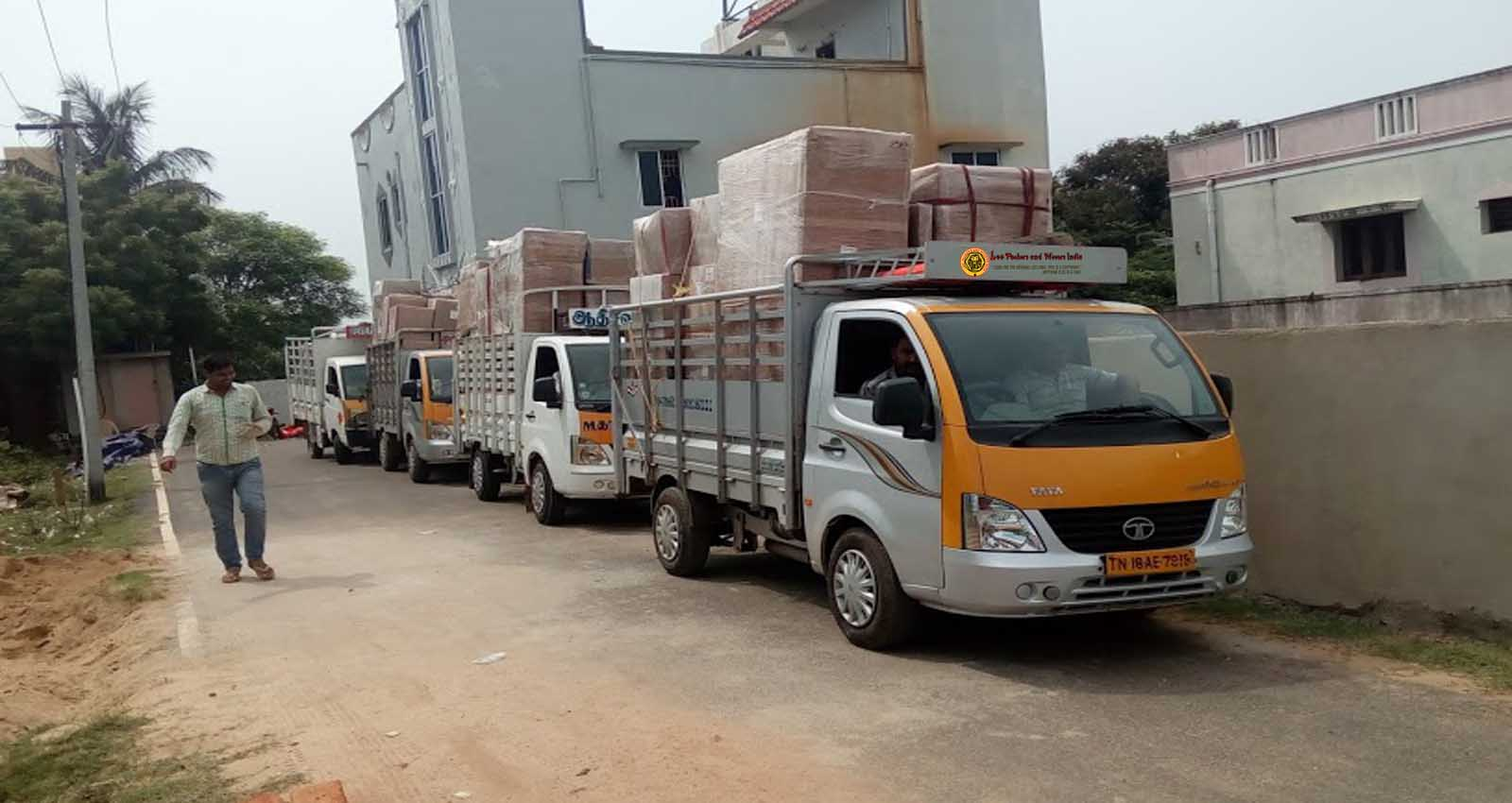 Movers & Packers Delhi